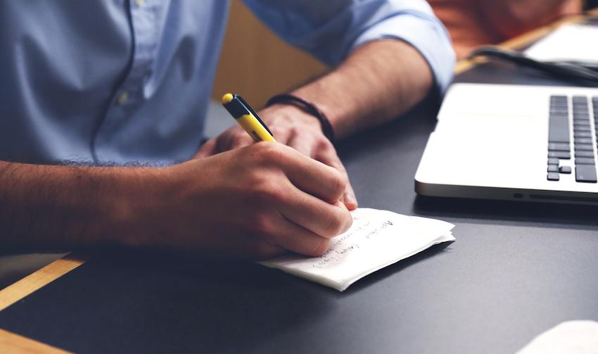 Tipps zum Erstellen einer Gliederung – Ghostwriting Liesegang